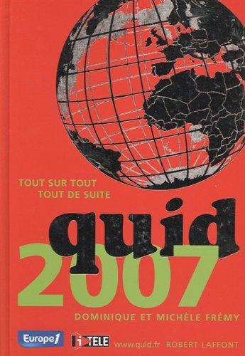 Quid 2007