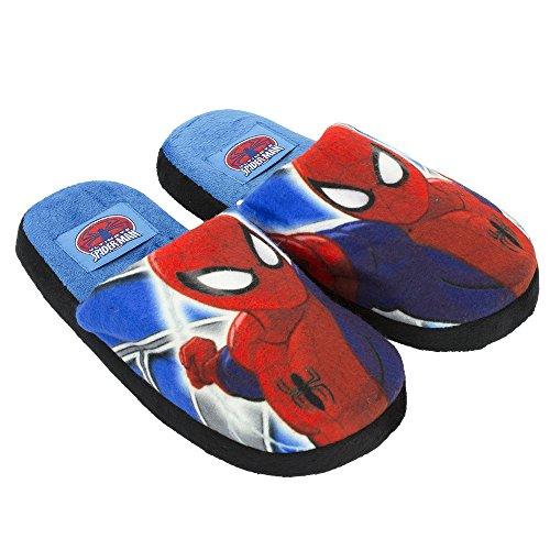 Spiderman Pantoffel Ultimate Spiderman Junge 29/30