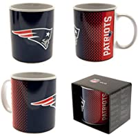 New England Patriots Kaffeetasse Teetasse Tasse Becher Mug