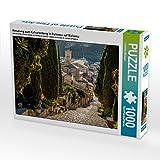 CALVENDO 4059478889071 Kreuzweg zum Kalvarienberg in Pollenca auf Mallorca Foto-Puzzle Bild von Müringer Christian, 1000 Teile, Weiß, Lege-Größe 64 x 48 cm