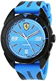 Scuderia Ferrari Reloj Analógico para Hombre de Cuarzo con Correa en Silicona 830518