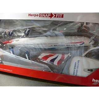 Herpa AIRBUS A380-800 BRITISH AIRWAY