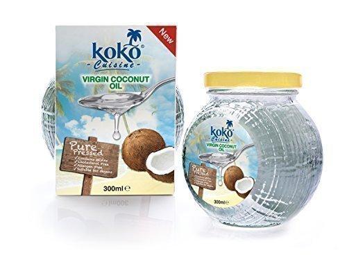 Koko Cuisine olio di cocco vergine 300ml