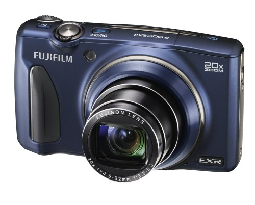 Fujifilm FinePix F900EXR review