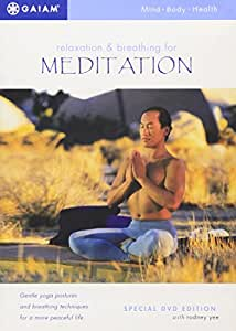 Relaxation & Breathing [DVD] [2003]