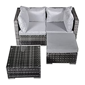 Lounge Gartenmobel Grau Deine Wohnideen De