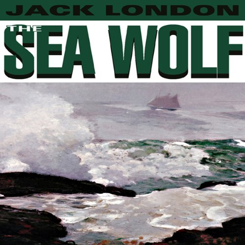 The Sea Wolf  Audiolibri