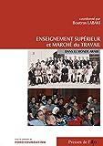 Telecharger Livres Enseignement superieur et marche du travail dans le monde arabe (PDF,EPUB,MOBI) gratuits en Francaise