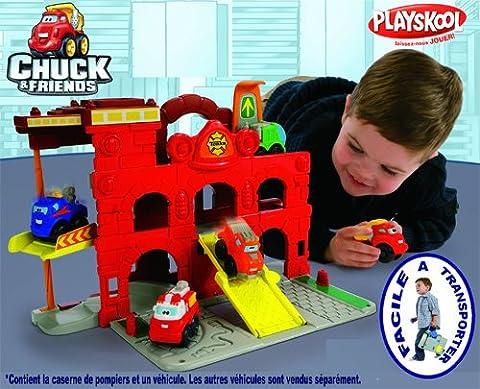 Hasbro - Tonka 07439148 - Wheel Pals Klip Klap Werkstatt