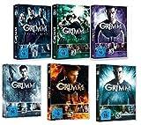 Grimm - Staffel 1-6 im Set - Deutsche Originalware [33 DVDs]