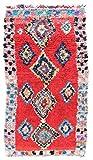 Trendcarpet Tappeto Berberi dal Marocco Boucherouite 300 x 150 cm