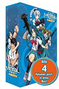 Full Metal Panic? Fumoffu - Complete Collection (4 DVDs)