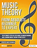 #6: Music Theory: From Beginner to Expert - The Ultimate Step-By-Step Guide to Understanding and Learning Music Theory Effortlessly (With Audio Examples Book 1)