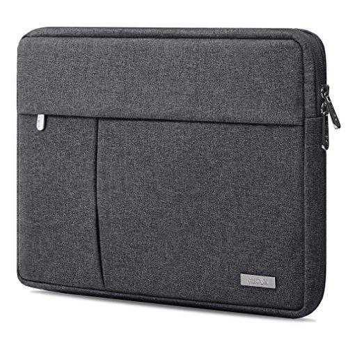 CAISON 13.3 - 14 Zoll Notebook Laptop Sleeve Case Hülle Tasche mit Handgriff für 14 Lenovo IdeaPad 720S 520S 320S 120S YOGA 920 520/HP 14 Pavilion X360 14 Stream 14/14 ACER Aspire 1 Swift 3