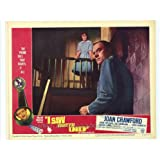 I Saw What You Did Poster (11 x 14 Inches - 28cm x 36cm) (1965) Style G