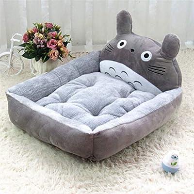TYIOWALI Cute Animal Cat Dog Pet Beds Mats Teddy Pet Dog Sofa Pet Cat Bed House Big Blanket Cushion Basket Supplies S-Xl by TYIOWALI