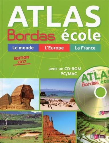 Atlas Bordas cole (1Cdrom)