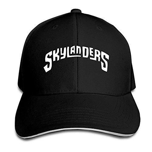 BCHCOSC SLMCBCSP Outdoor Sandwich Baseball Caps Hats & Caps