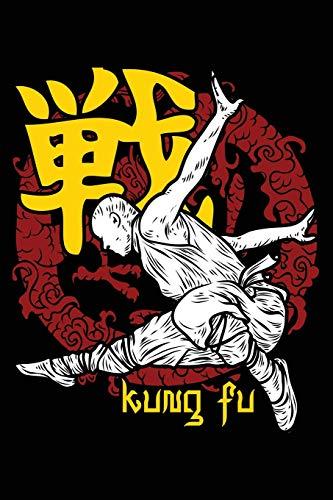 Kung Fu: Martial Arts Notebook Journal (Dragon Kung Fu Training)