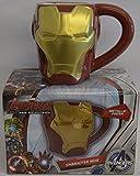 Marvel Iron Man 3D Mug