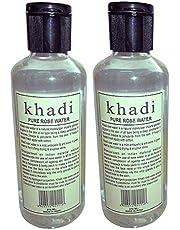 Khadi Herbal Pure Rose Water (Twin) 420Ml
