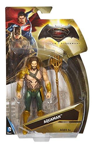 Batman Mattel Vs Superman Figure : Dawn Of Justice - Aquaman (15Cm) (Dng67) Preisvergleich