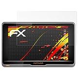 atFoliX Folie für Becker Ready.6 EU Displayschutzfolie - 3 x FX-Antireflex-HD hochauflösende entspiegelnde Schutzfolie