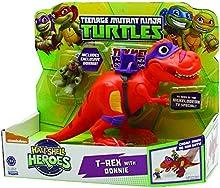 Personaggio Giochi Preziosi T Rex con Donadello Turtles 04000