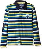 Blue Giraffe Boys' T-Shirt (AW-16/TEE/OC...