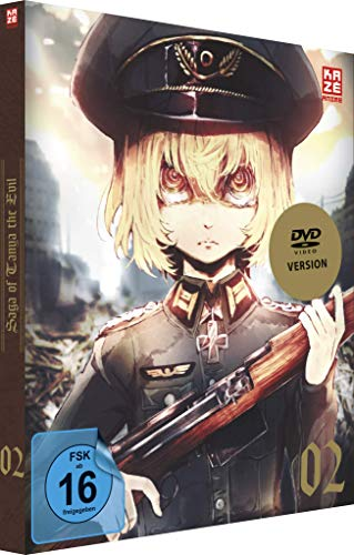 Saga of Tanya the Evil - DVD 2