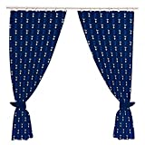 Tottenham Hotspur FC Official Football Gift Curtains - A Great Christmas / Birthday Gift Idea For Men And Boys