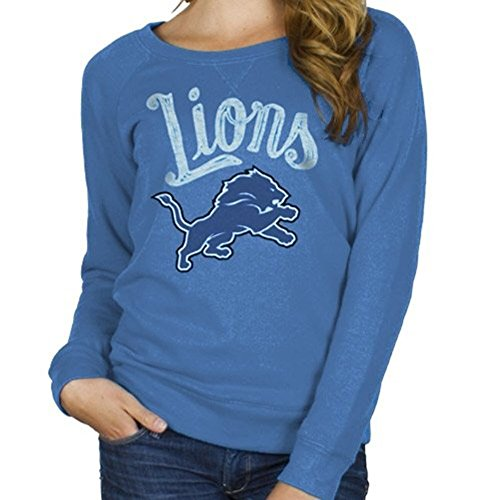 junk-food-nfl-detroit-lions-field-goal-pour-femme-en-polaire-with-embroidery-bleu-small