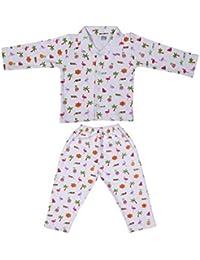 Kuchipoo Unisex Baby Sleepsuit