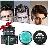 Cire coiffante, Y.F.M. Cire pour cheveux, Crème coiffante, Cire Hair, Hair wax pour Homme, Tenue Extra Forte, Qualité Professionnelle de Salon, 120g