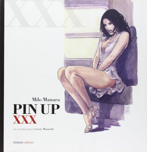 Pin up XXX par Milo Manara