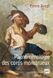 Phénoménologie des corps monstrueux