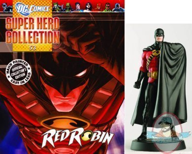 the-dc-comics-superhero-figurine-collection-53-red-robin-by-eaglemoss-publications-ltd