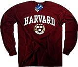 Harvard Camiseta Camiseta Sudadera con Capucha Sudadera Universidad Derecho de la Empresa Prendas de Vestir Prendas de Vestir Rojo Carmesí X-Large