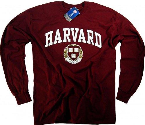 Harvard Universität Recht Shirt Sweatshirt Hoodie Apparel Kleidung (Crewneck Lizenzierte Offiziell)