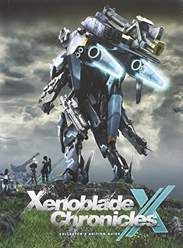 Xenoblade Chronicles X Collector's Edition Guide - Spielen Und Karte überall