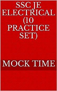 SSC JE Electrical (10 Practice Set) by [Time, Mock]