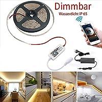 10W=100W Smart Spot Lighting 2000k-9000k LOHAS Smart Kleine LED-Flutlicht 8 Modi Wasserdicht Dimmbar /über App IP63 WLAN-Leuchten Mehrfarben Farbwechsel Indoor//Outdoor Sicherheitsleuchten
