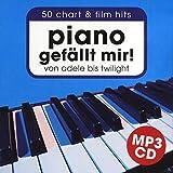 Piano gefällt mir! 1 MP3-Begleit-CD