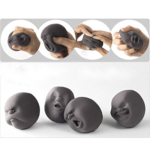 EQLEF-1Pcs-Funny-Novelty-Gift-Japanese-Gadgets-Vent-Human-Face-Ball-Anti-Stress-Scented-Caomaru-Toy-Geek-Gadget-Vent-Toy