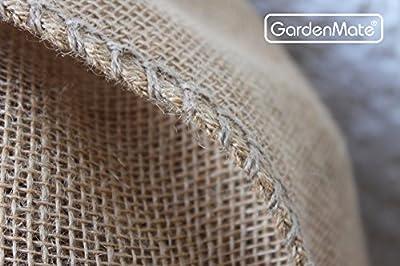 GardenMate® Jutesack PREMIUM 135 cm x 65 cm aus 340gsm Jute von GardenMate® bei Du und dein Garten