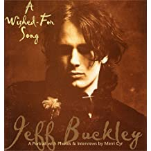 Jeff Buckley A Wished For Song Hardback Bam Bk