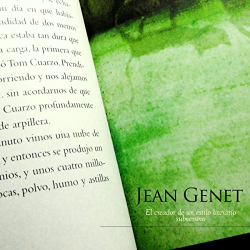 Jean Genet  Audiolibri
