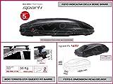 Box Dachbox G3SPARK 420und Kit Leser Pacific Stahl 1,27m