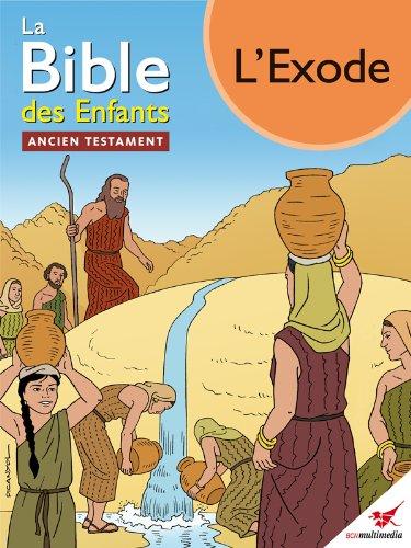 La Bible des Enfants - Bande dessinée L'Exode par Toni Matas