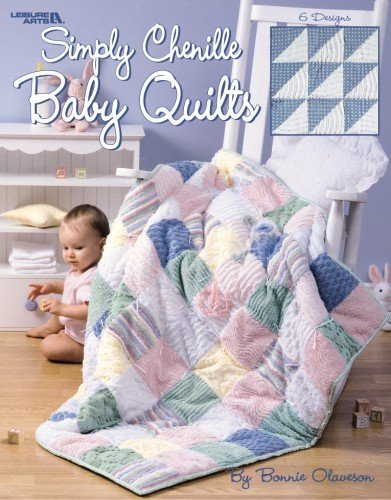 Simply Chenille Baby Quilts